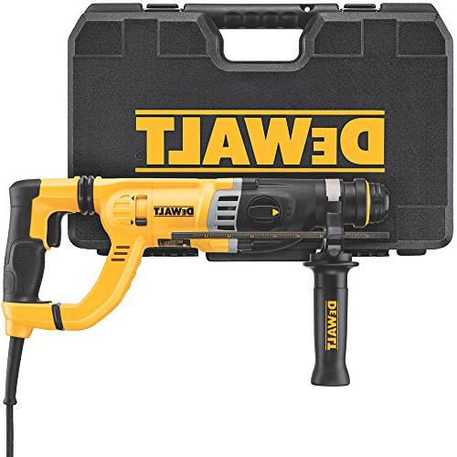 Dewalt D25263K 1-1/8 in. SDS D-Handle Rotary Hammer
