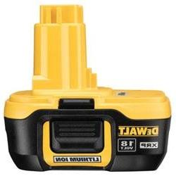Dewalt DC9182 18V XRP Lithium-Ion 2.0 Ah Tower Battery