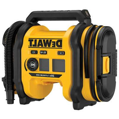DeWALT DCC020IB High-Pressure Corded/Cordless Air