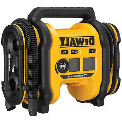 DeWALT DCC020IB High-Pressure Corded/Cordless