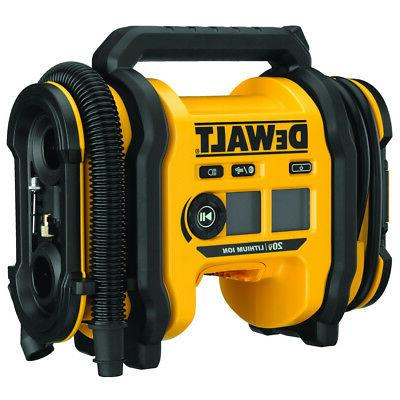 DEWALT MAX Corded/Cordless Air