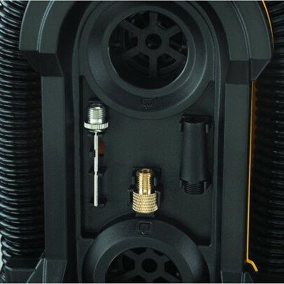 DEWALT 20V MAX Corded/Cordless Inflator New