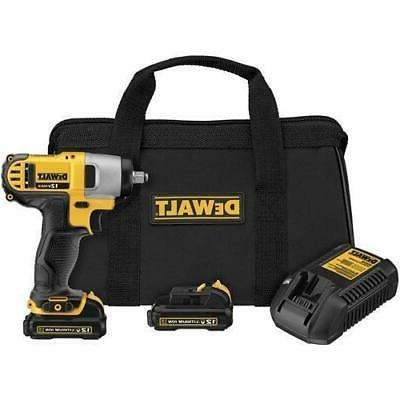 dcf813s2 max impact wrench kit