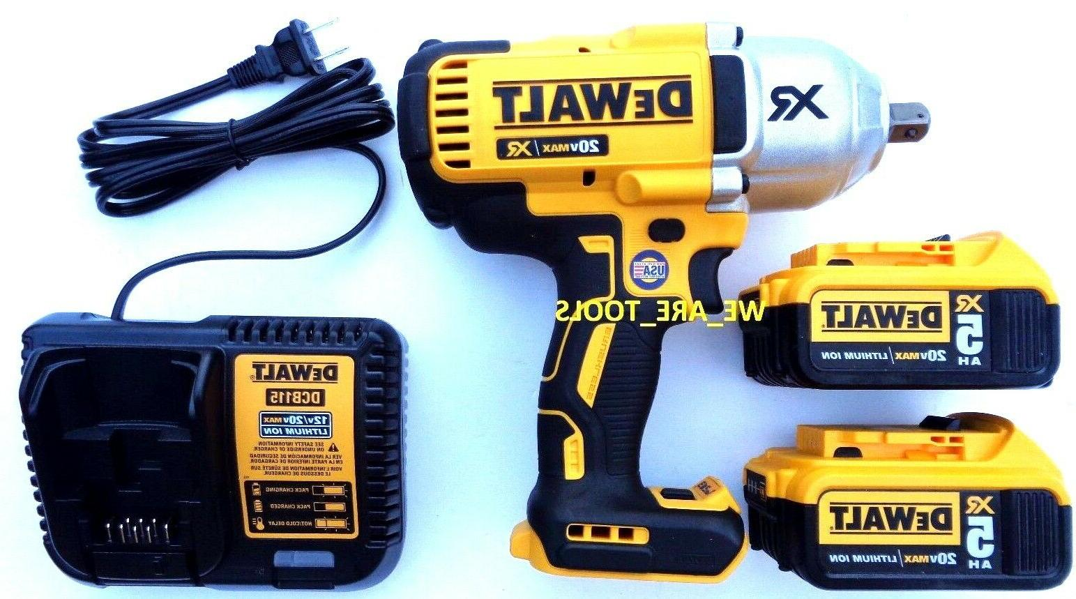 Dewalt DCF899B 20V MAX XR Cordless Lithium-Ion 1/2 in. Brush