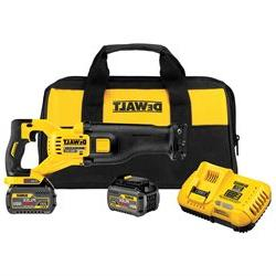 Dewalt DCS388T2 60V MAX Cordless Lithium-Ion Reciprocating S