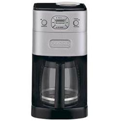 Cuisinart DGB-625BC Brewer - 1.88 quart - 12 Cup - Chrome