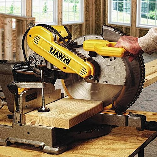 Dewalt 15 12 in. Compound Miter Saw
