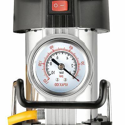 RAD Electric Co-Pilot Compressor w/ Gauge Bike or