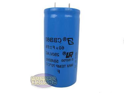 Dewalt Emglo Jenny Air Compressor Start Power Capacitor OEM
