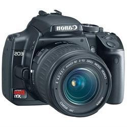 Canon EOS Digital Rebel XTi 10 Megapixel SLR Camera Kit