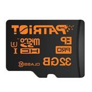 Patriot EP Pro Flash 32GB microSDHC/microSDXC class 10
