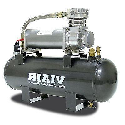 Viair 2 Gallon 200 PSI 12 Volt High-Flow 480C Compressor Air