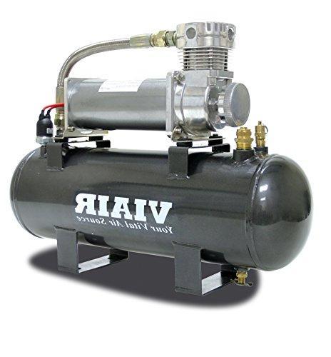 Viair 2 Gallon 200 PSI 12 Volt High-Flow 380C Compressor Air