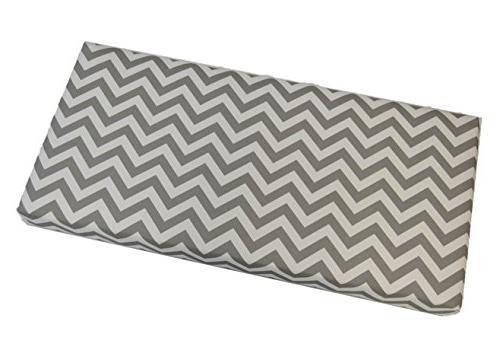 gray grey white chevron thick