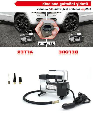 Heavy Duty 150PSI Car Tire Inflator