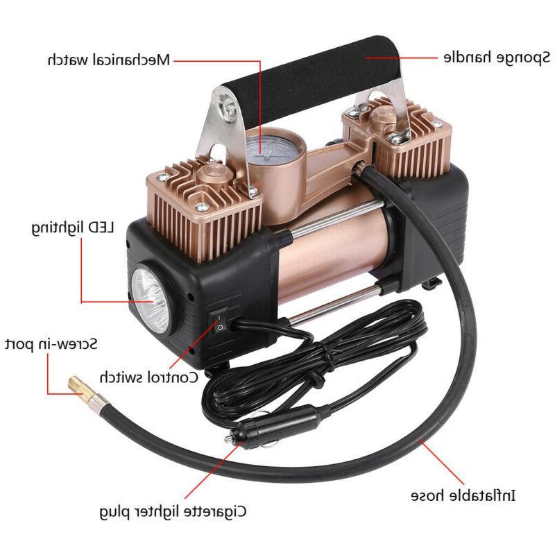 Double Compressor 150PSI Duty