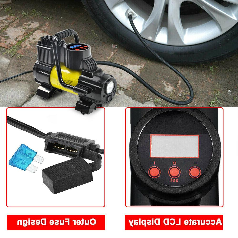 Heavy Compressor Electric Pump 12V