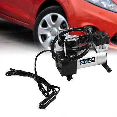 Heavy Duty 12V Portable 100PSI Car Tyre Auto Tire Inflator P