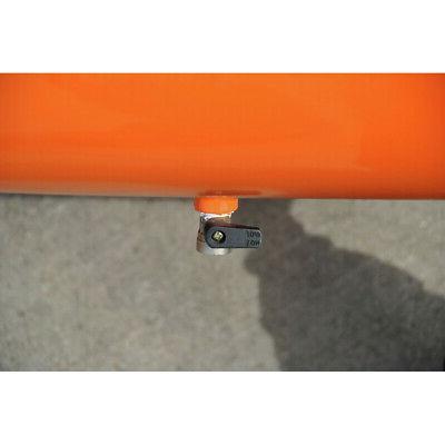 Hulk HP15P005SS 1.5 5 Gal. Portable Compressor