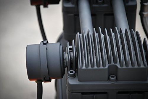 1.5 HP Air Compressor, 5 Gallon, HULK Series, Model EMAX