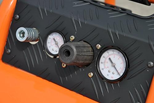 Air Compressor, 125 PSI, Series,