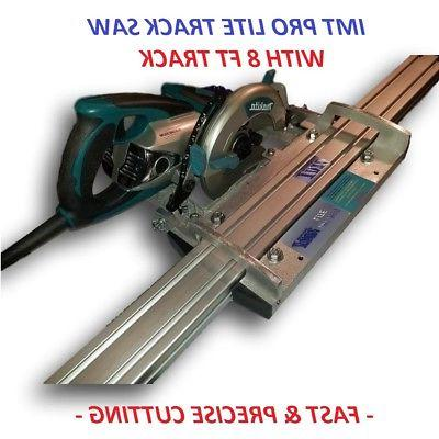 IMT PRO LITE Makita motor Rail, Track Saw kit with 8 Ft trac