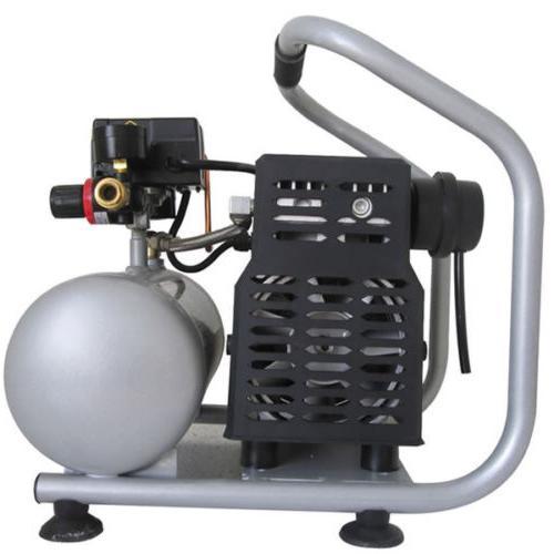 California Air Tools 6 HP 1 Light and Quiet Portable Air Compressor