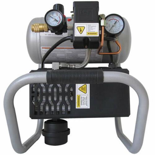 California Air Tools 6 HP and Portable Compressor