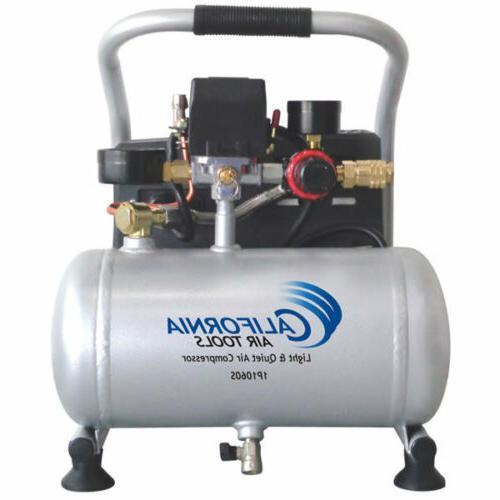 California HP Gallon and Compressor