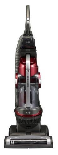 LG Kompressor Pet Care Upright Vacuum, Bagless, Red, LuV200R