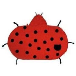 Kidorable Kidorable ladybug towel medium Ladybug Towel with