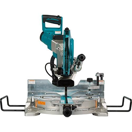 Makita LS1019LX Dual-Bevel Sliding Miter Saw with Laser and