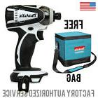 MAKITA LXDT04 LXT Lithium Ion 18v Impact Driver WITH FULL 3