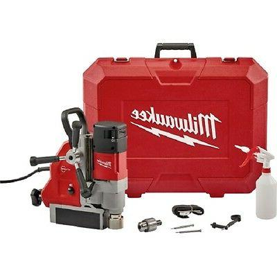 Milwaukee 4274-21 1-5/8 in. Magnetic Drill Kit