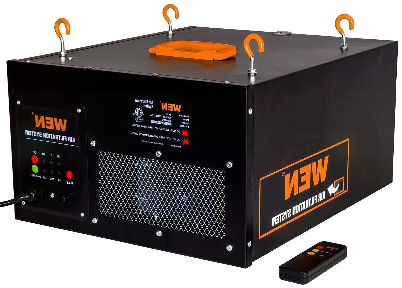 new air filtration system circulate air 3