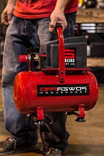 2 Free Air Compressor