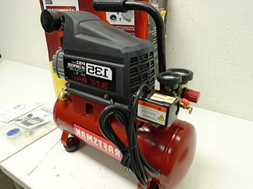 Craftsman 3 Gallon Oil Lube 135psi Portable Air
