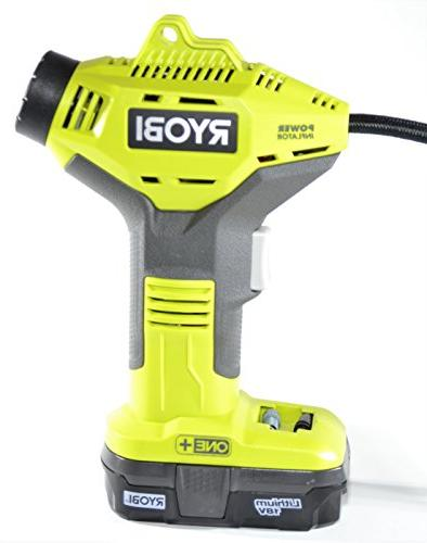 Ryobi Power Lithium-ion and Deluxe Style