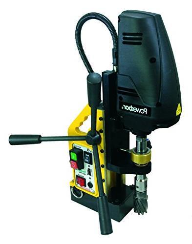 pb35frv powerbor electromagnetic drill press