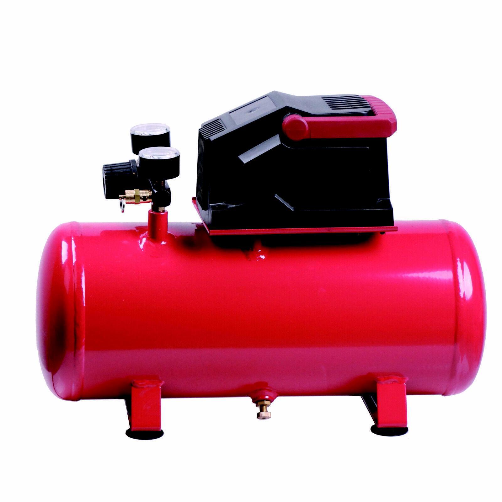 Portable Compressor Hotdog Free Pump Durable Car NEW