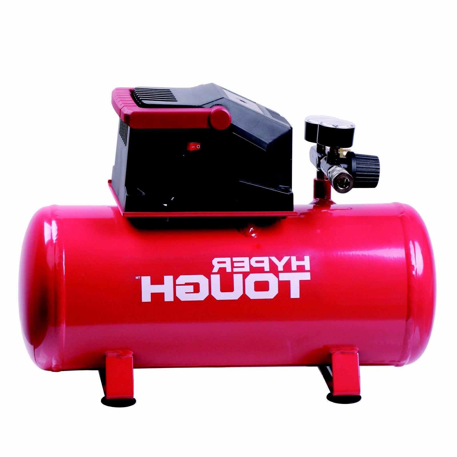Portable Hotdog Garage Oil Free Pump NEW