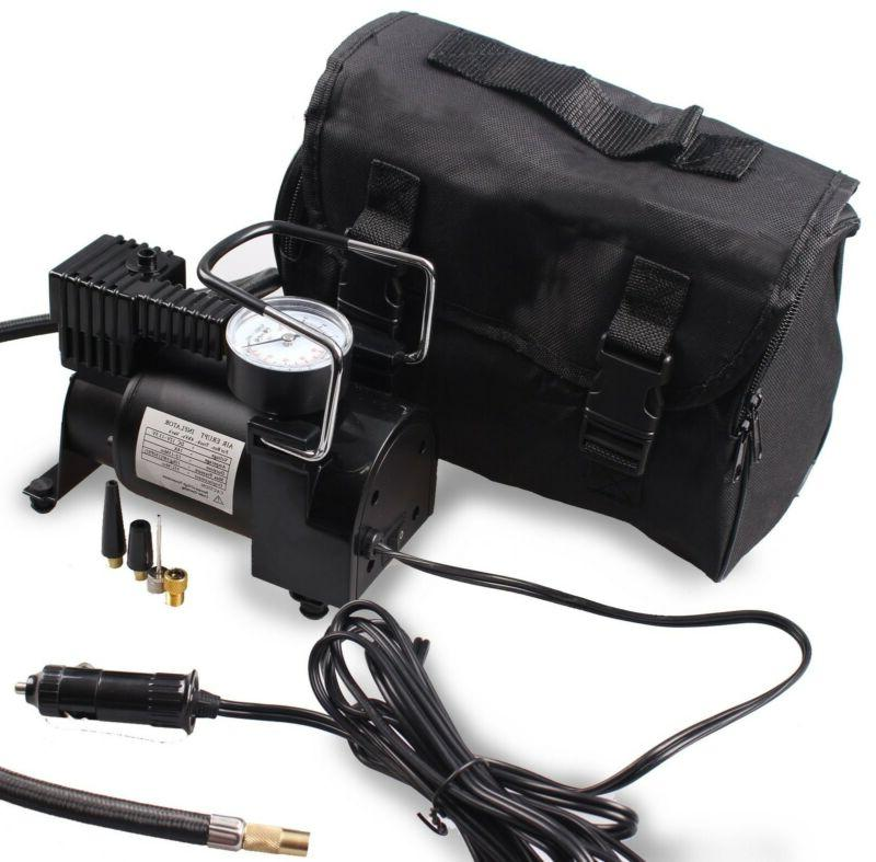 Portable Compressor Car 12V Powerful