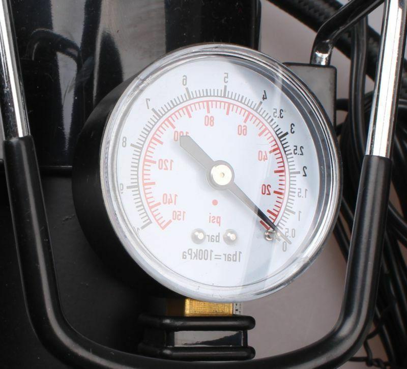 Portable Air LED Car 12V Tire Inflator Powerful
