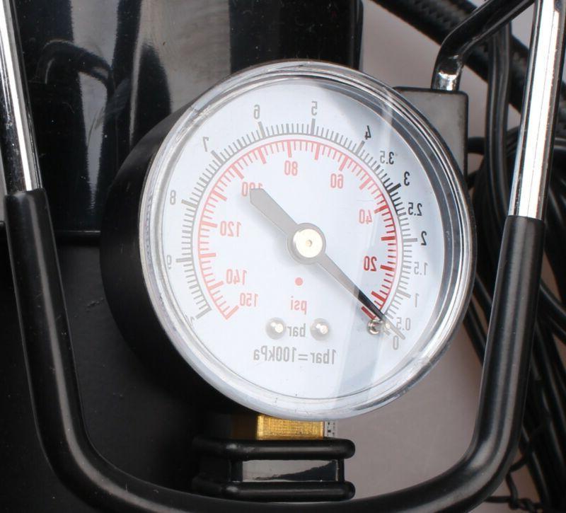 Portable Air Compressor Car 12V Pump Auto Tire Powerful