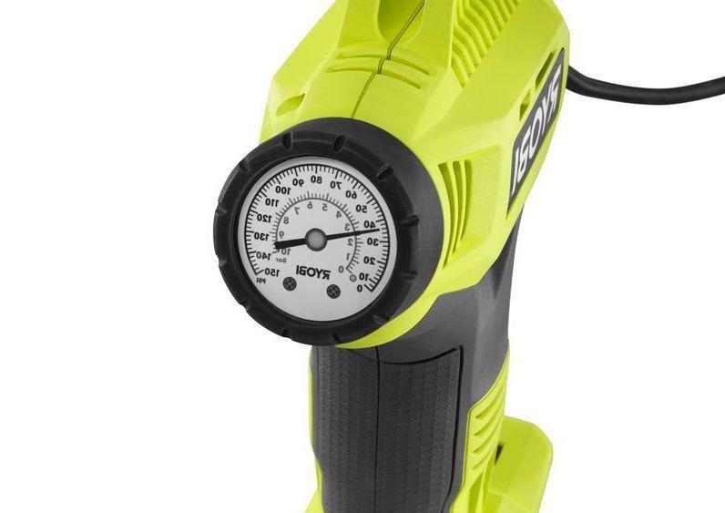 Portable Compressor Pump Car Tool Cordless
