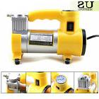 12V Portable Auto Car Electric Air Compressor Tire Infaltor