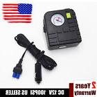 12V 100 PSI Portable Car Auto Electric Pump Air Compressor T