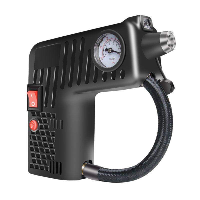 Hot Portable DC Tire Inflator Electric <font><b>Compressor</b></font> Car Pump Tool Inflator for