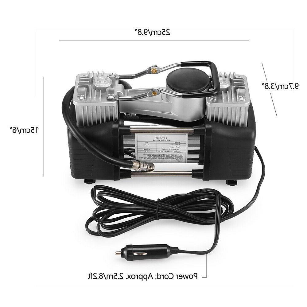 Portable 12V 150PSI Car Auto