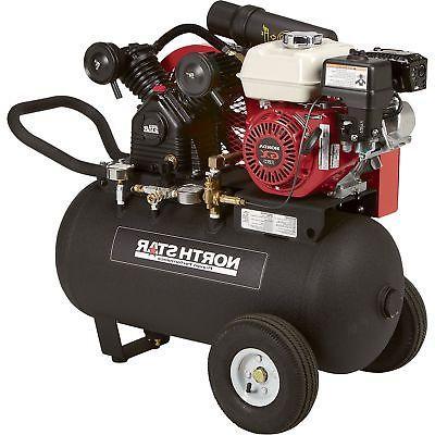 NorthStar Compressor 20-Gal Hor 13.7 CFM PSI